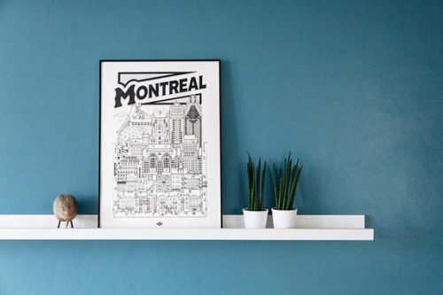 affiche montreal